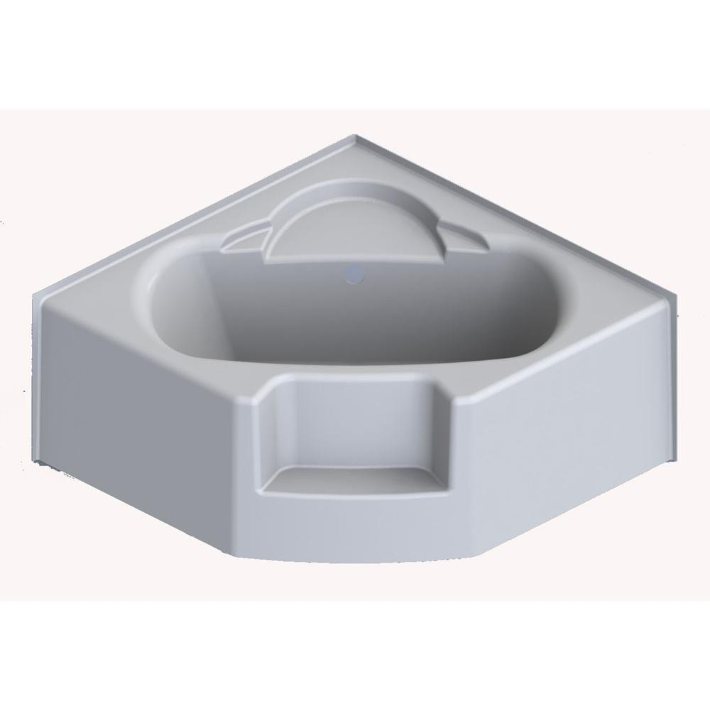 Aquatic Corner Soaking Tubs item 2540CCS-BI