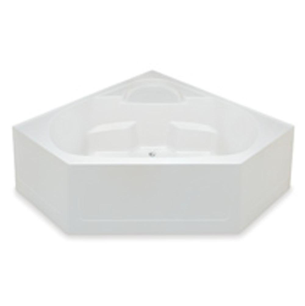 Aquatic Corner Soaking Tubs item 2600CBD-LN