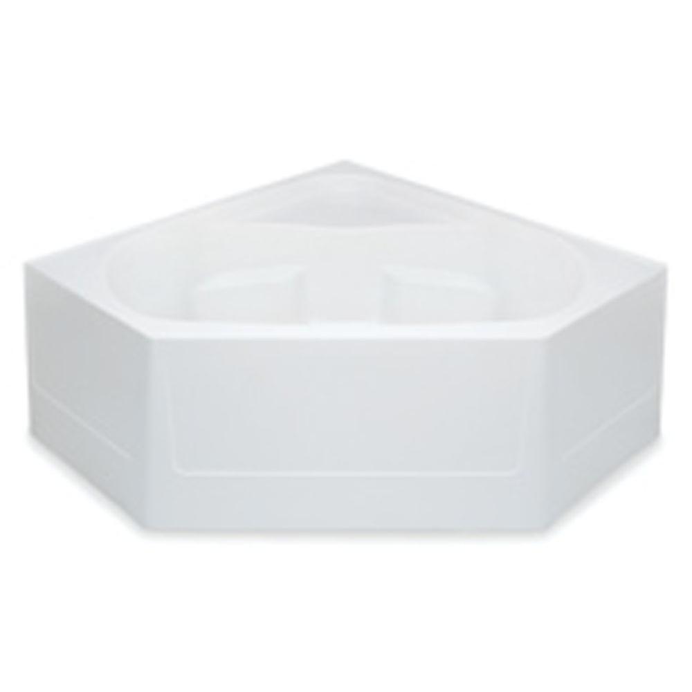 Aquatic Corner Soaking Tubs item 2600CCS-AL