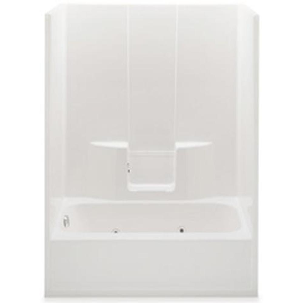 Aquatic  Tub Enclosures item 6036SGMSCR-AL