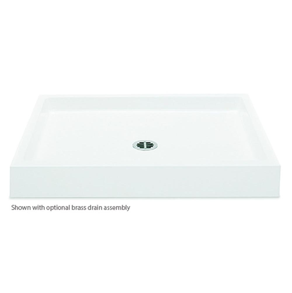 Aquatic  Shower Bases item 6042PAN-BI
