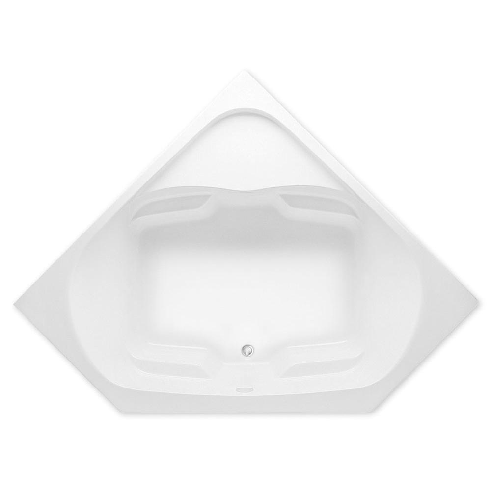 Aquatic Corner Soaking Tubs item 3860620-BI
