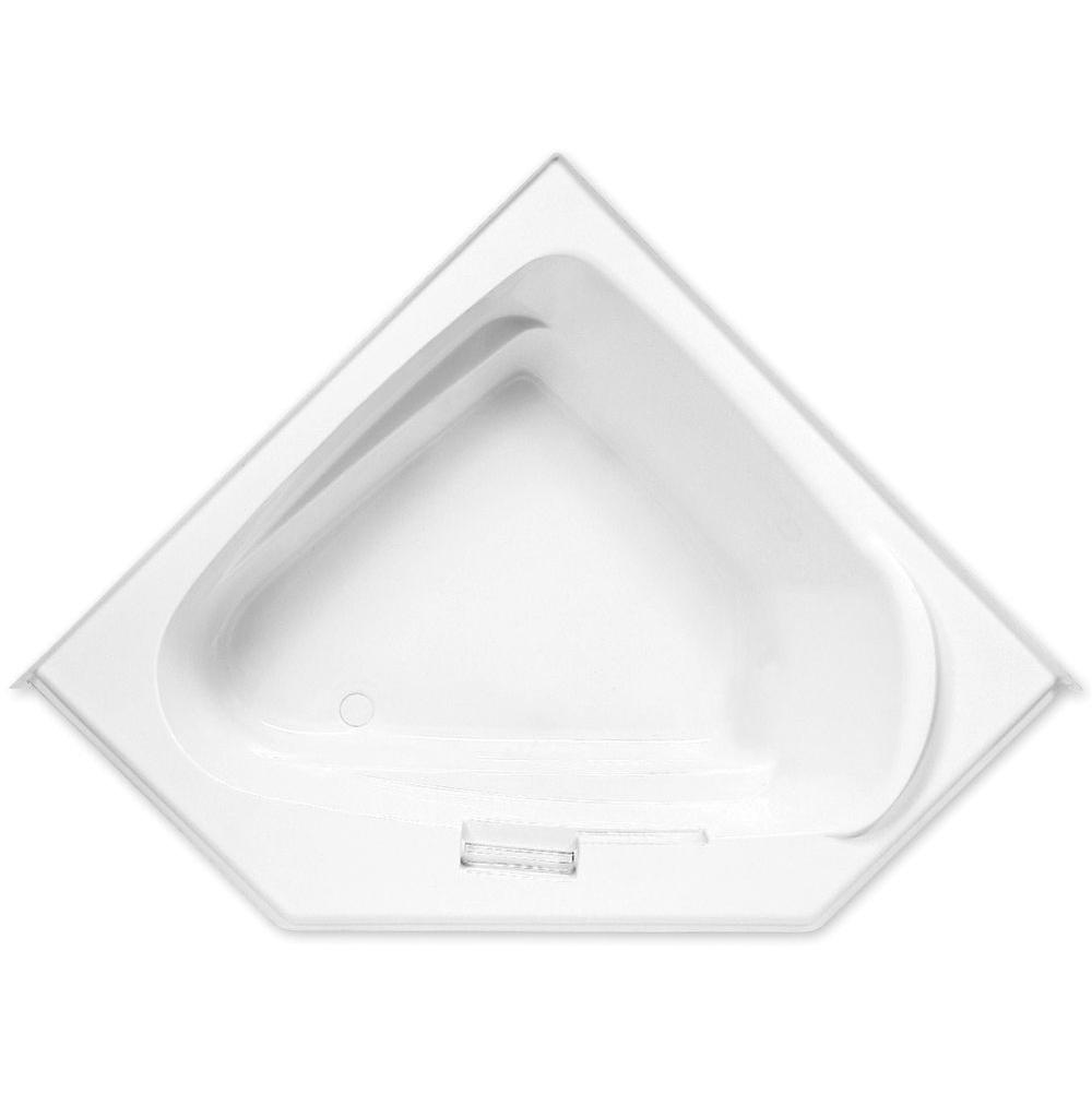 Aquatic Corner Soaking Tubs item 8260620-WH
