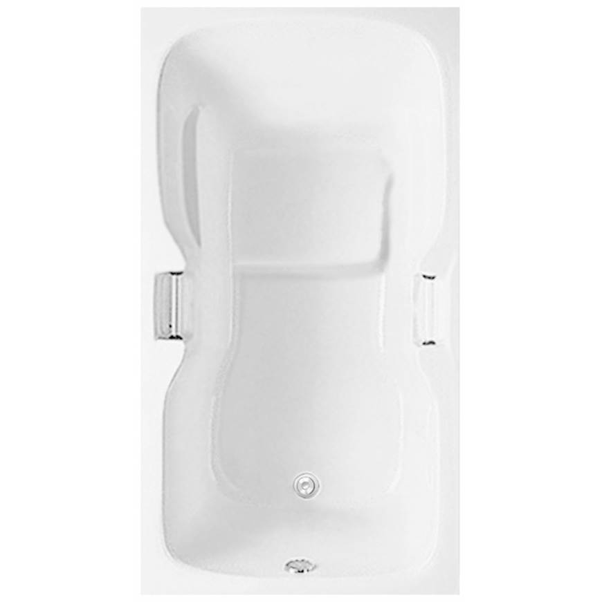 Aquatic Drop In Air Bathtubs item W5AIR6636DB-WH