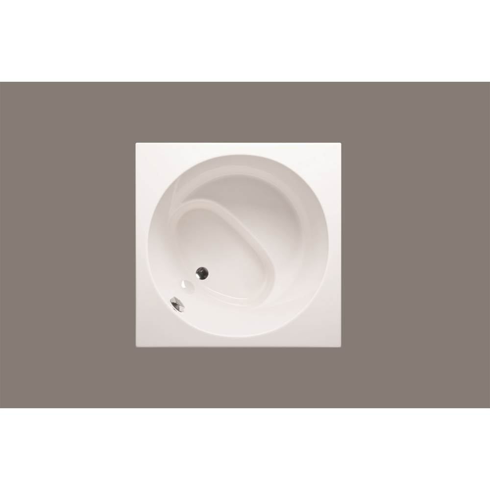 Americh Drop In Soaking Tubs item BV4040P-WH