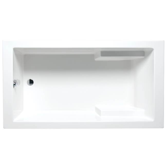 Americh Drop In Soaking Tubs item NA6036T-WH