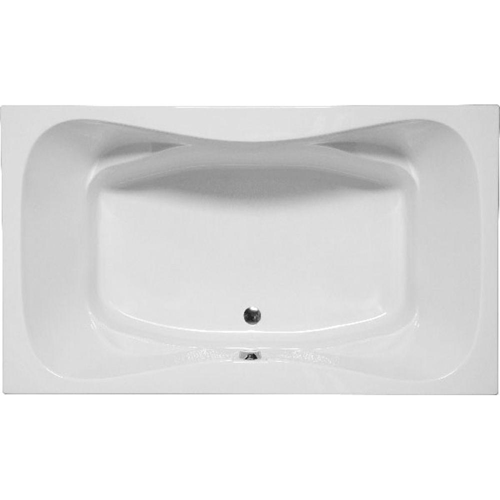 Americh Drop In Air Bathtubs item RA7242T2A2-WH