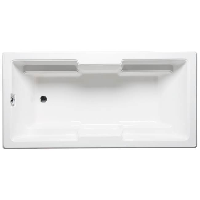 Americh Drop In Air Bathtubs item RN7236TA3-WH