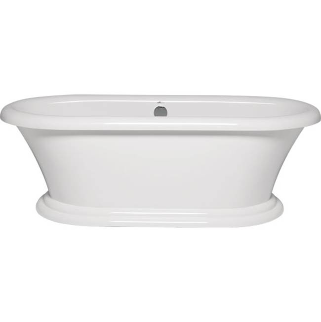 Americh Free Standing Air Bathtubs item RI6635TA2-WH