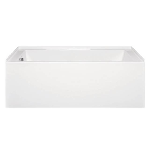 Americh Three Wall Alcove Soaking Tubs item TO7236LL-WH