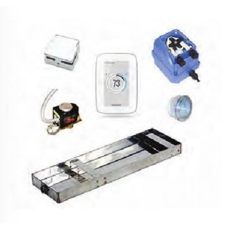 Amerec Sauna And Steam  Steam Shower Control Packages item 9026-109