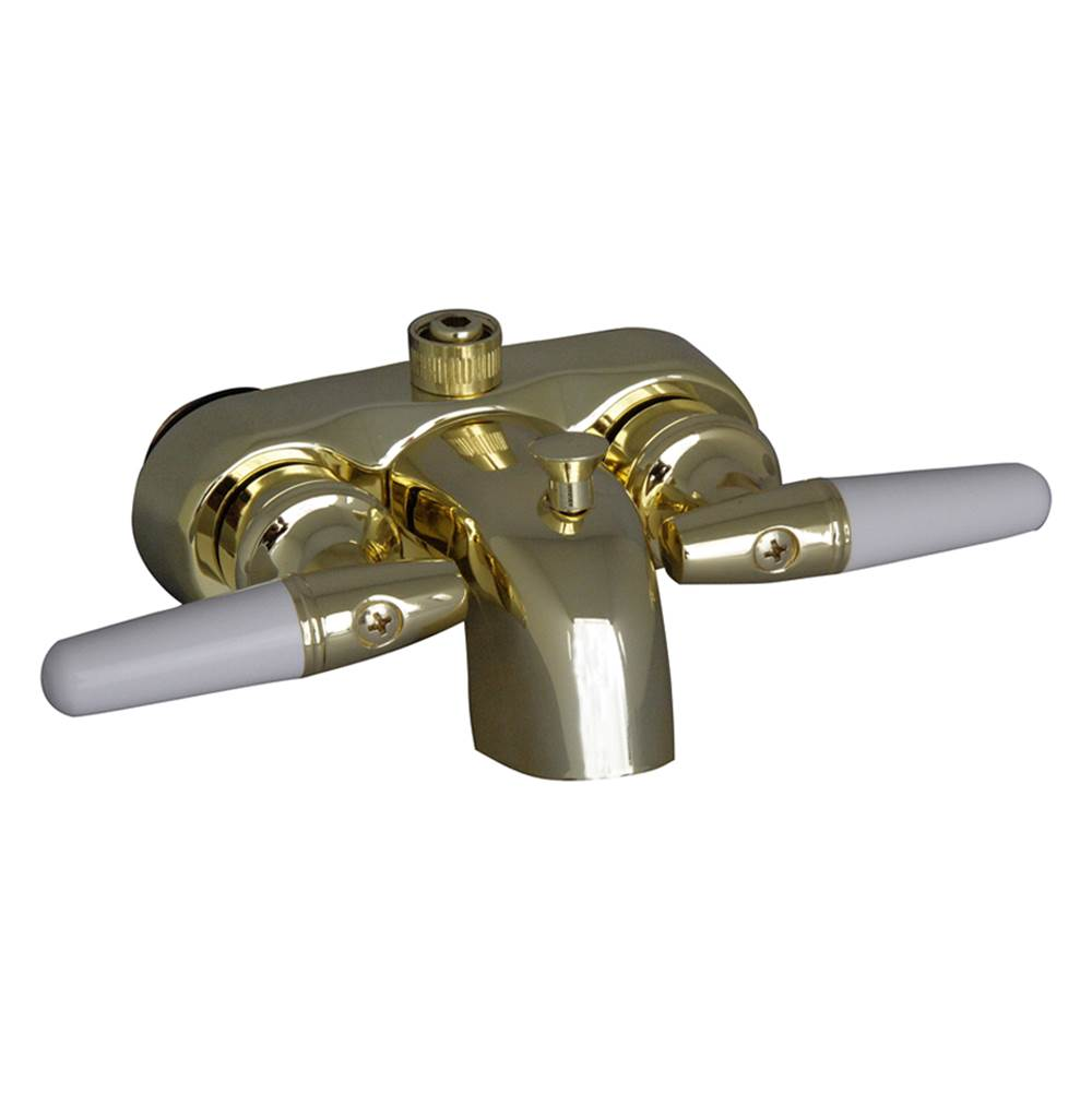 Barclay Wall Mount Tub Fillers item 195-S-PB