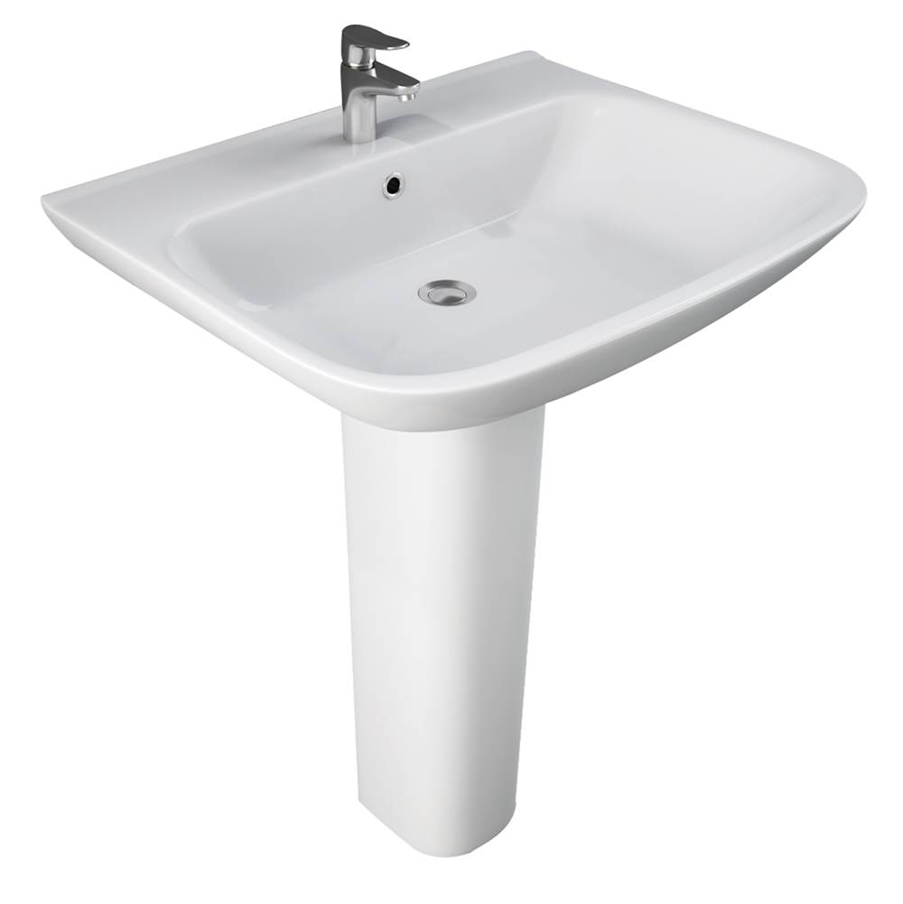 Barclay  Bathroom Sink Faucets item B/3-1128WH