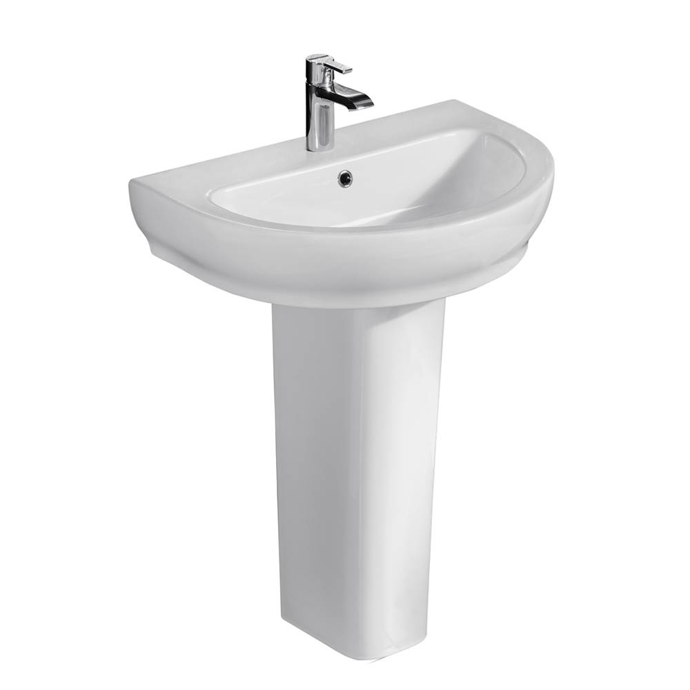 Barclay  Bathroom Sink Faucets item 3-2051WH