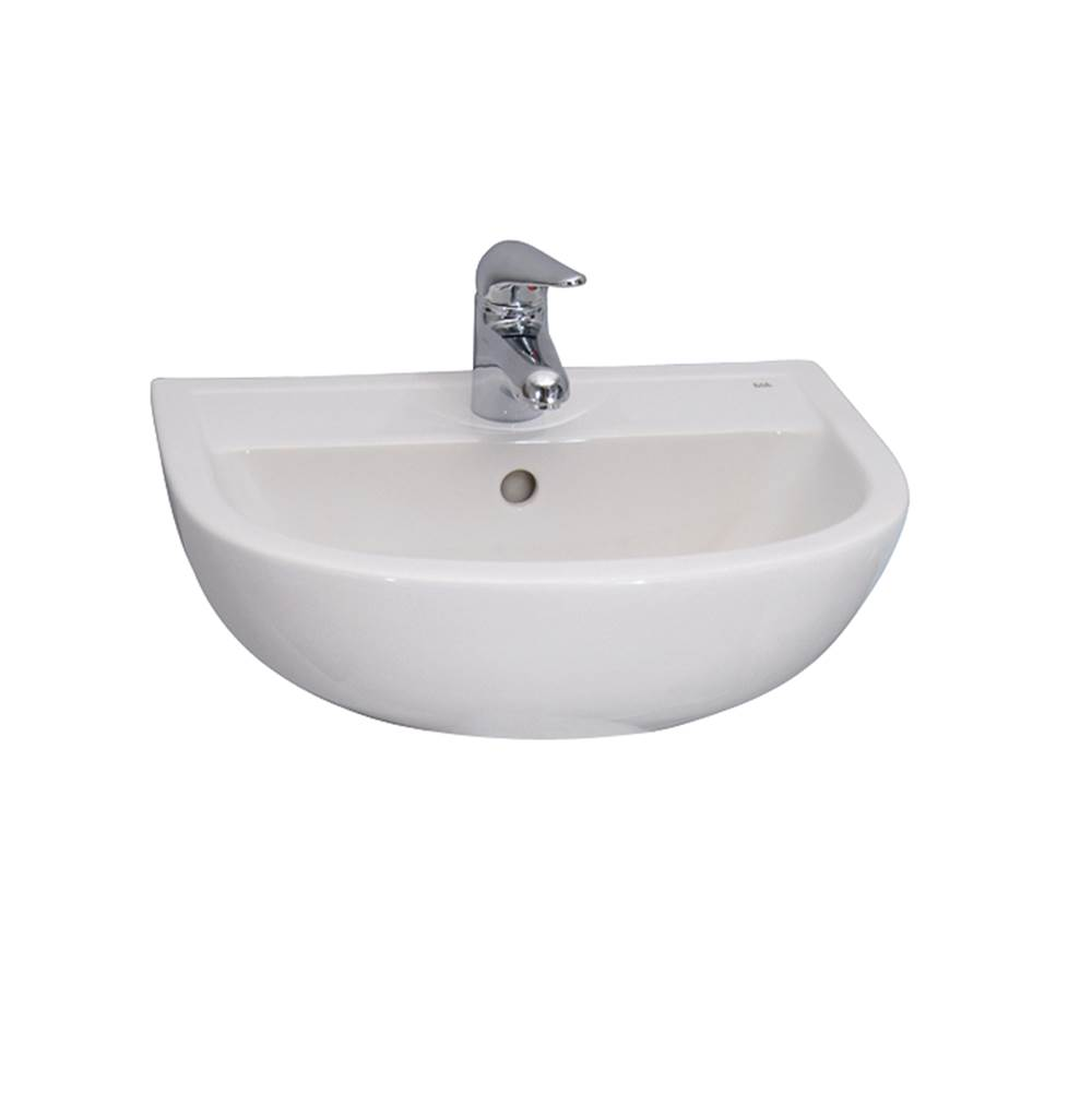 Barclay Wall Mount Bathroom Sinks item 4-541WH