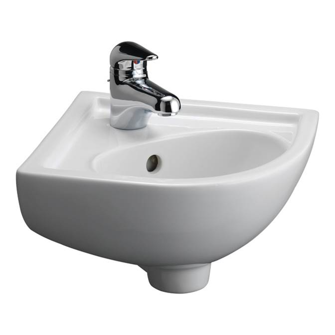 Barclay Wall Mount Bathroom Sinks item 4-745WH