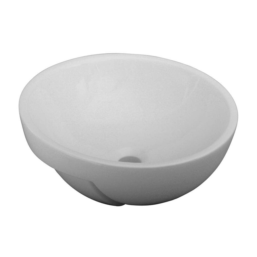 Barclay Wall Mount Bathroom Sinks item 4-850WH