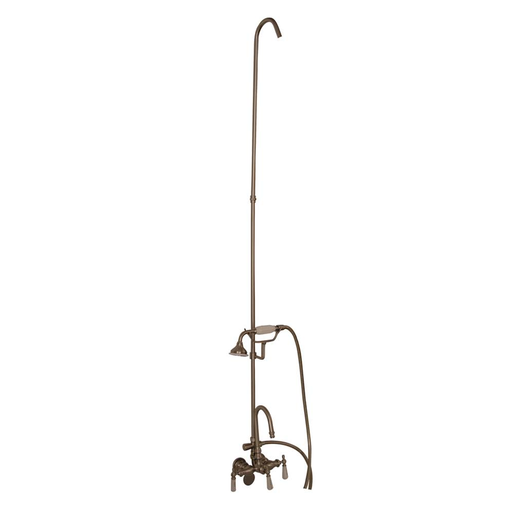 Barclay Bar Mount Hand Showers item 4024-PL-SN