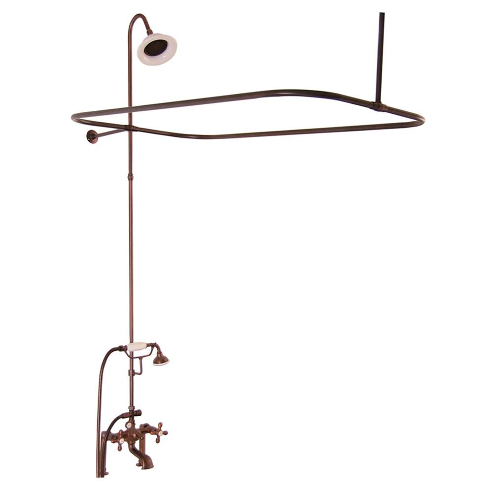Barclay  Tub And Shower Faucets item 4063-MC-ORB