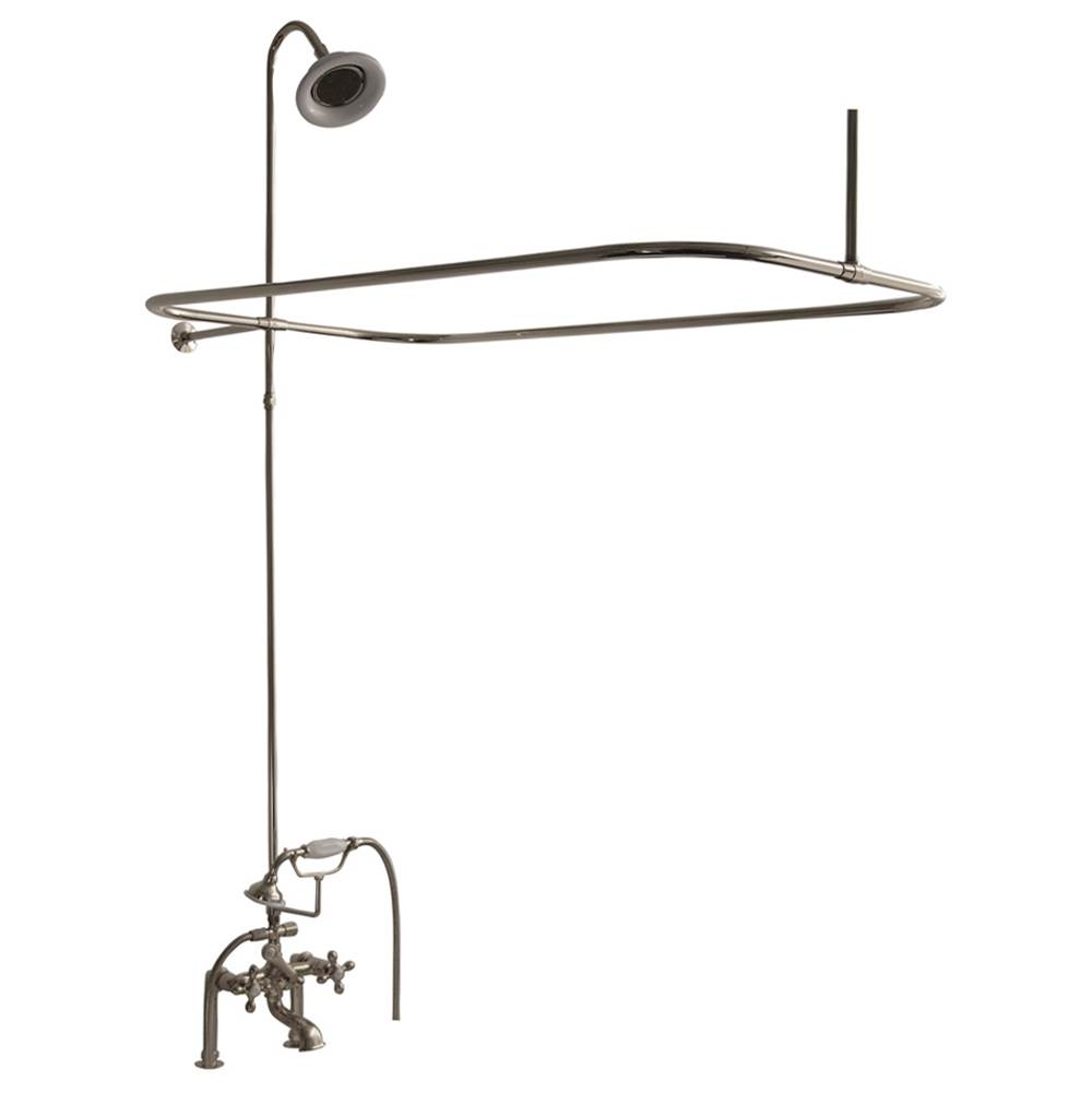Barclay  Tub And Shower Faucets item 4063-MC-PN