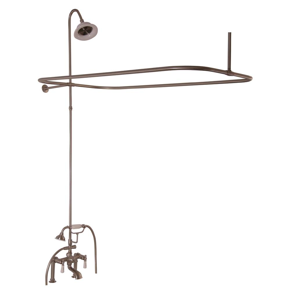 Barclay  Tub And Shower Faucets item 4063-PL-BN