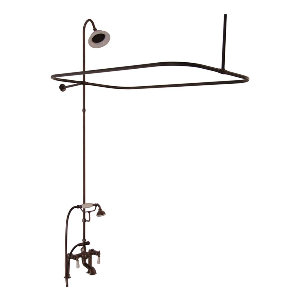 Barclay  Tub And Shower Faucets item 4063-PL-ORB