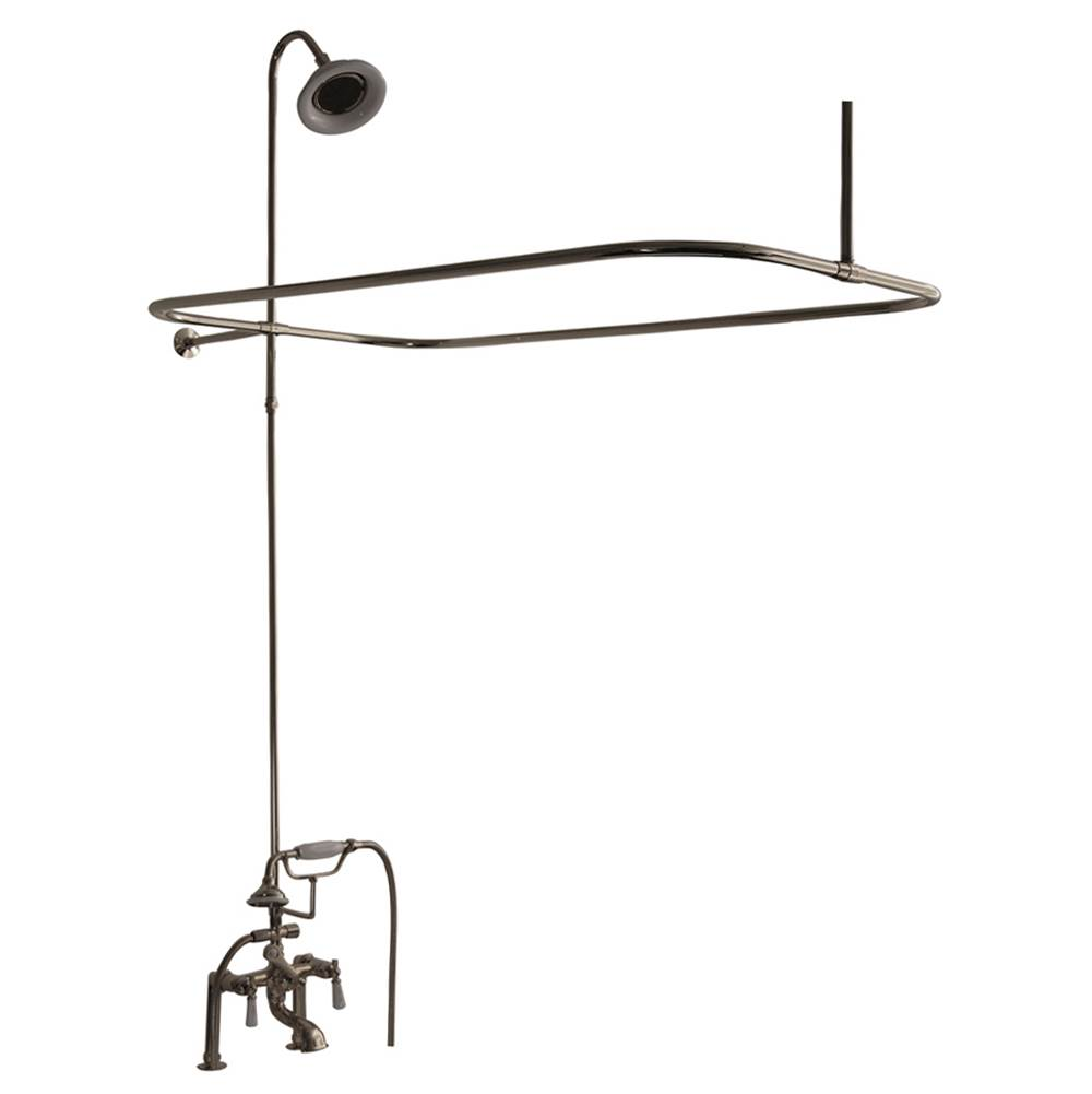 Barclay  Tub And Shower Faucets item 4063-PL-PN