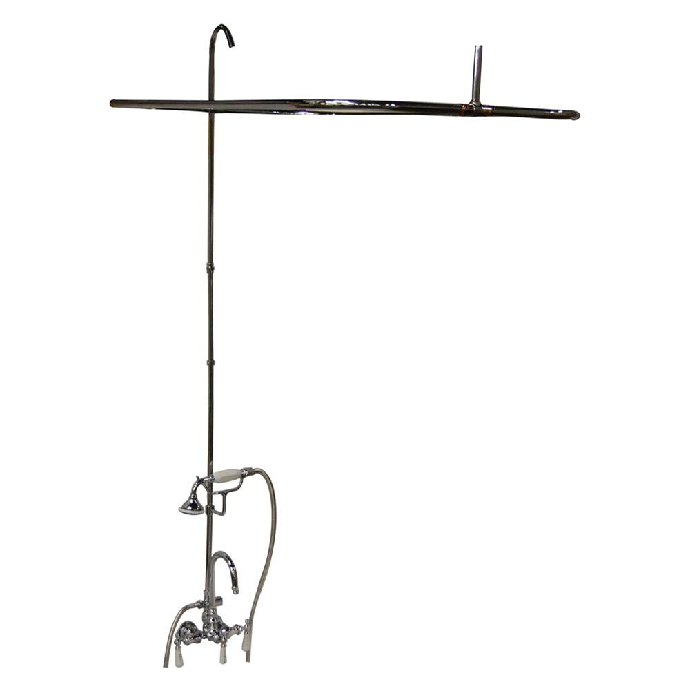 Barclay Complete Systems Shower Systems item 4144-48-PN