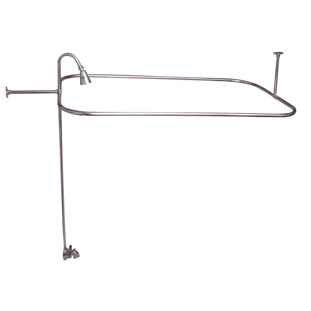 Barclay Shower Curtain Rods Shower Accessories item 4190-54-PN