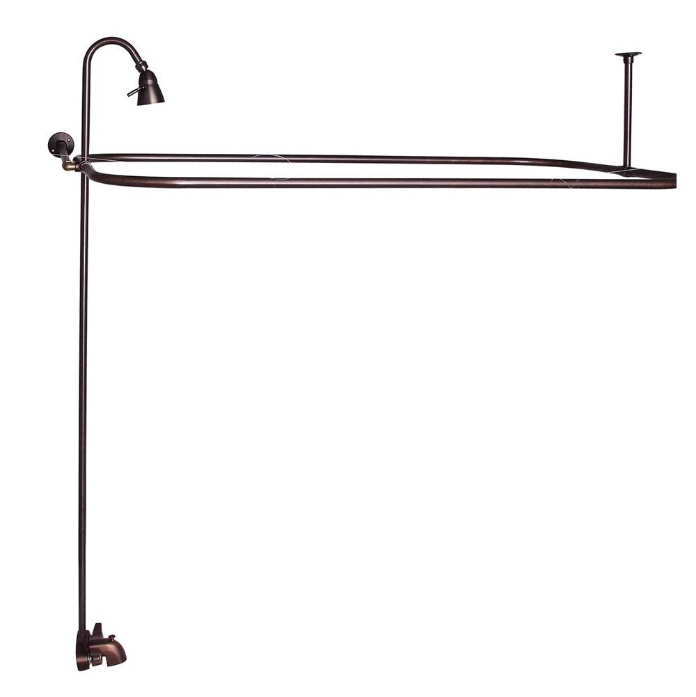 Barclay Shower Curtain Rods Shower Accessories item 4192-48-ORB
