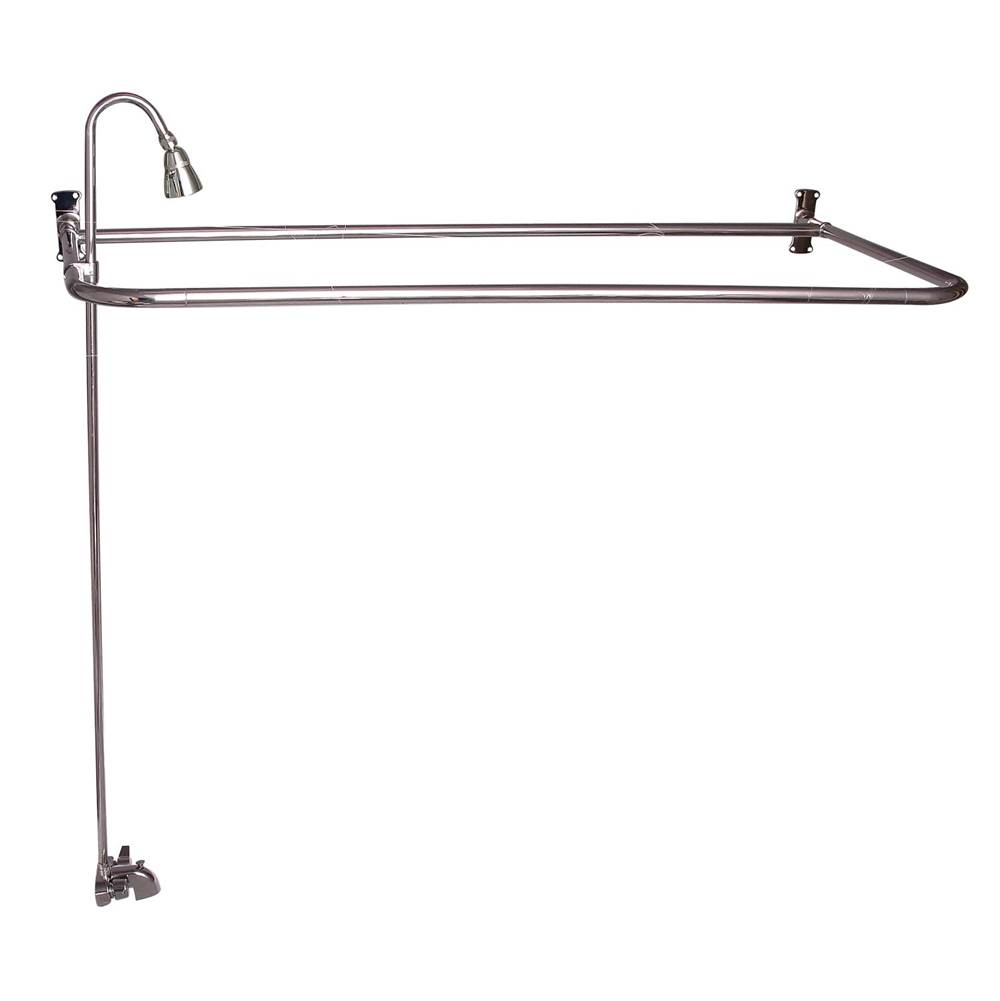 Barclay Shower Curtain Rods Shower Accessories item 4193-48-PN