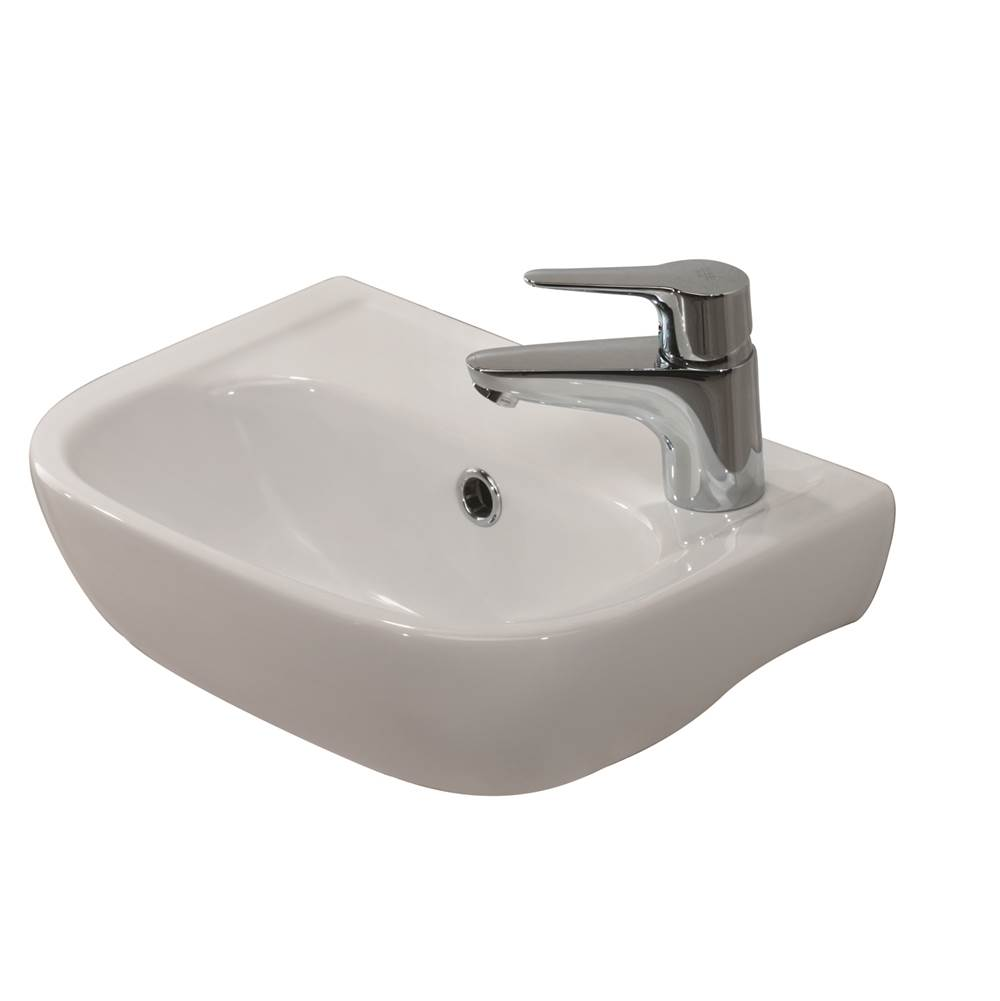 Barclay Wall Mounted Bathroom Sink Faucets item 4R-2000WH