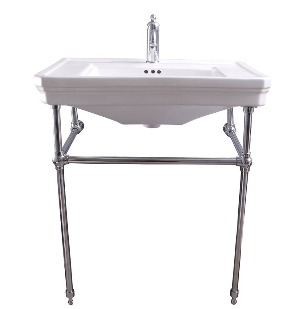 Barclay  Bathroom Sinks item 754WH-CP