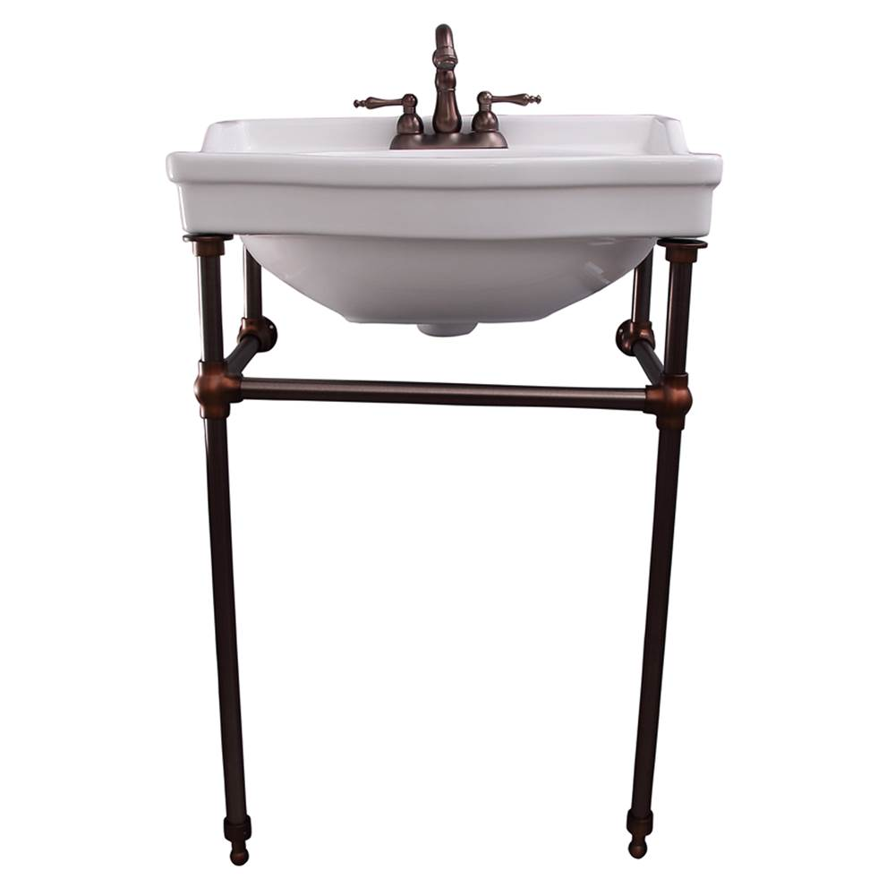 Barclay  Bathroom Sinks item 756WH-CP