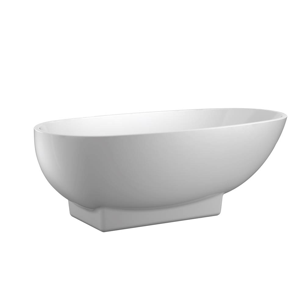 Barclay Free Standing Soaking Tubs item ATFSN67-WH
