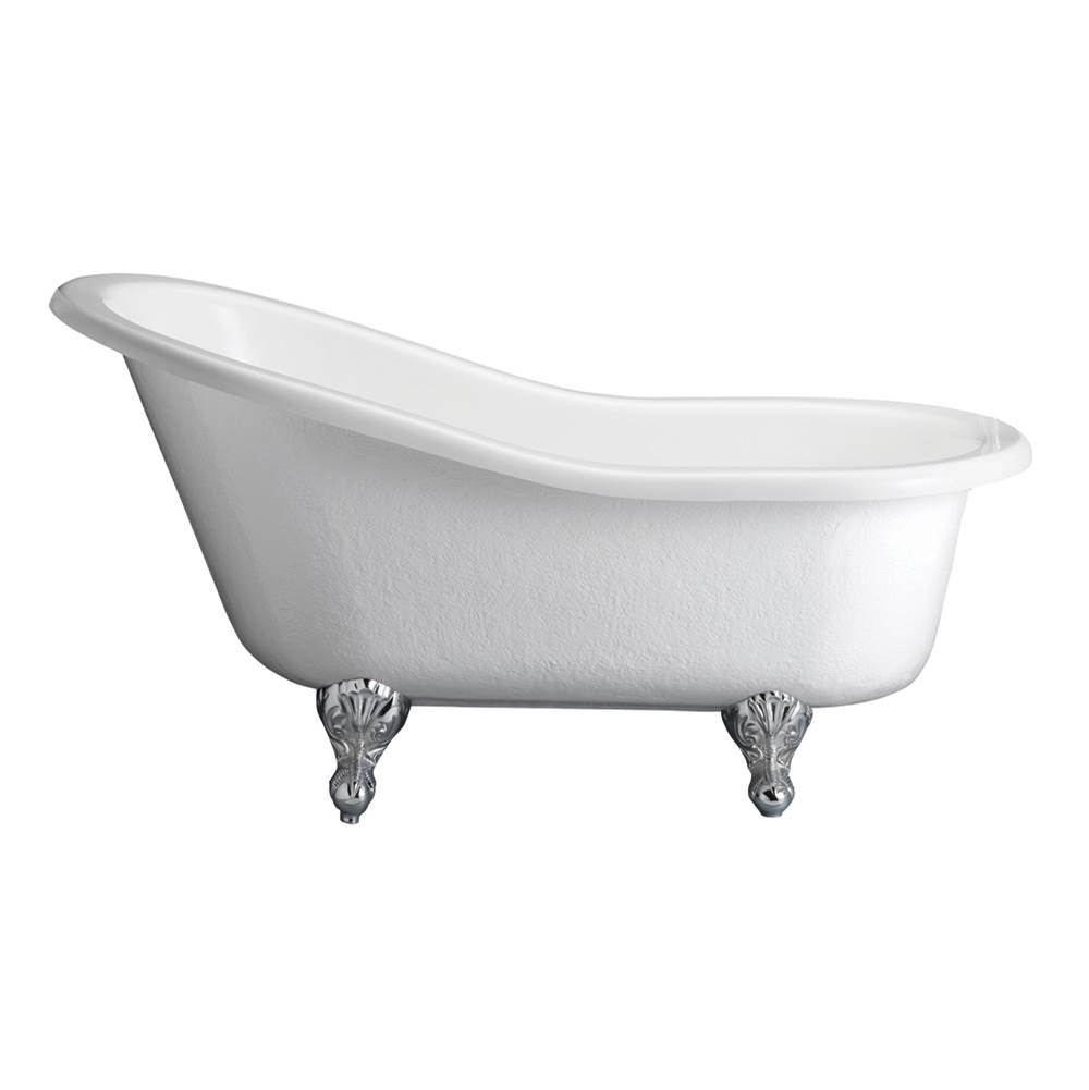 Barclay Clawfoot Soaking Tubs item ATS60-WH-WH