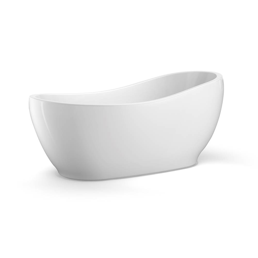 Barclay Free Standing Soaking Tubs item ATSN67F-WH
