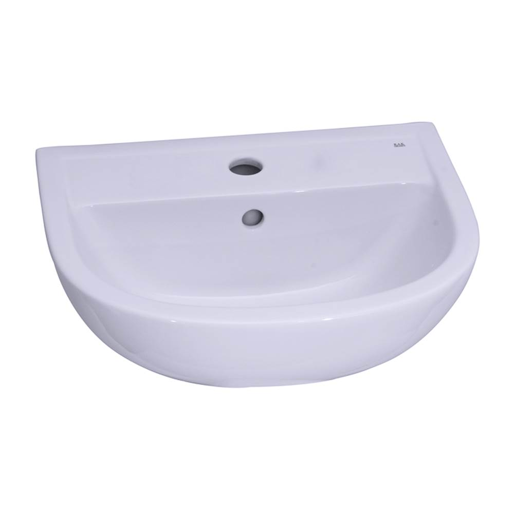 Barclay Complete Pedestal Bathroom Sinks item B/3-551WH