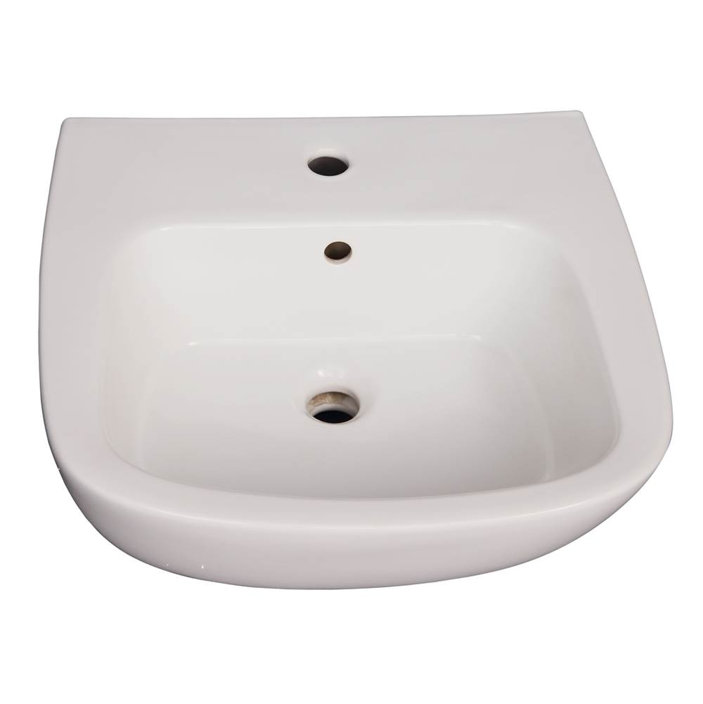 Barclay Wall Mount Bathroom Sinks item 4-938WH