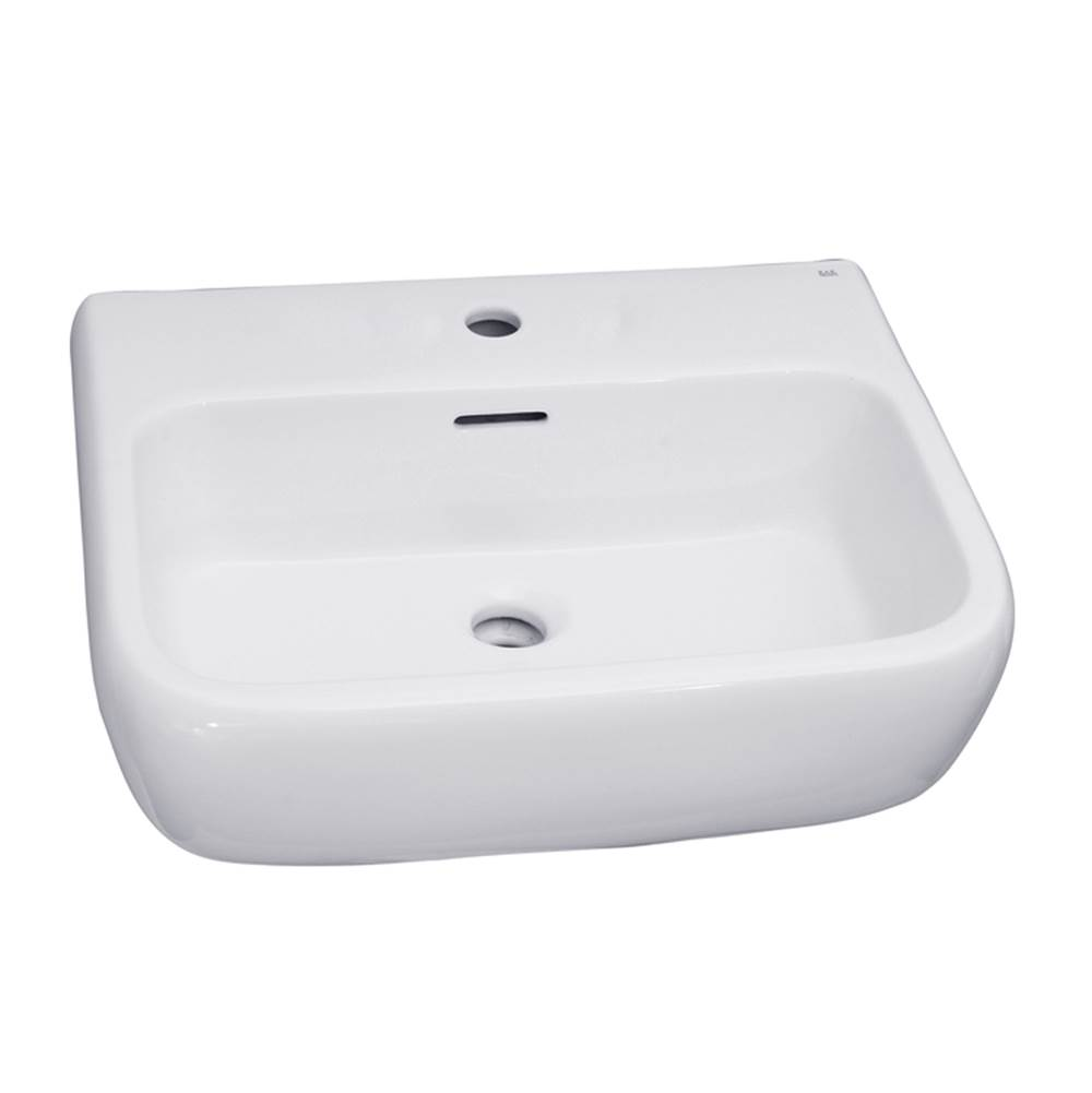 Barclay Wall Mount Bathroom Sinks item 4-951WH