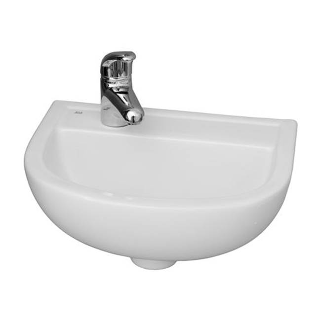 Barclay Wall Mount Bathroom Sinks item 4-531WH