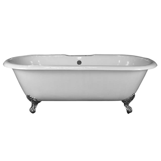 Barclay Clawfoot Soaking Tubs item CTDRH-WH-SN