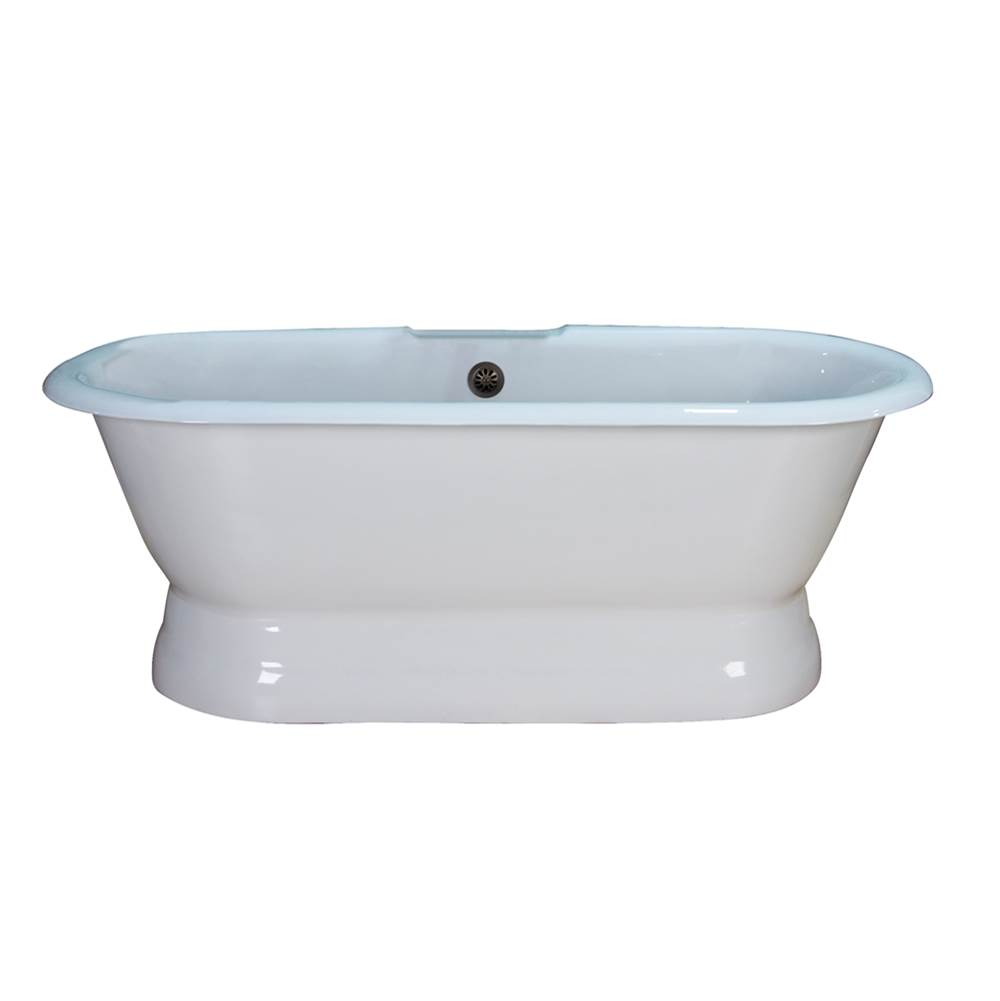 Barclay Free Standing Soaking Tubs item CTDRNB-WH