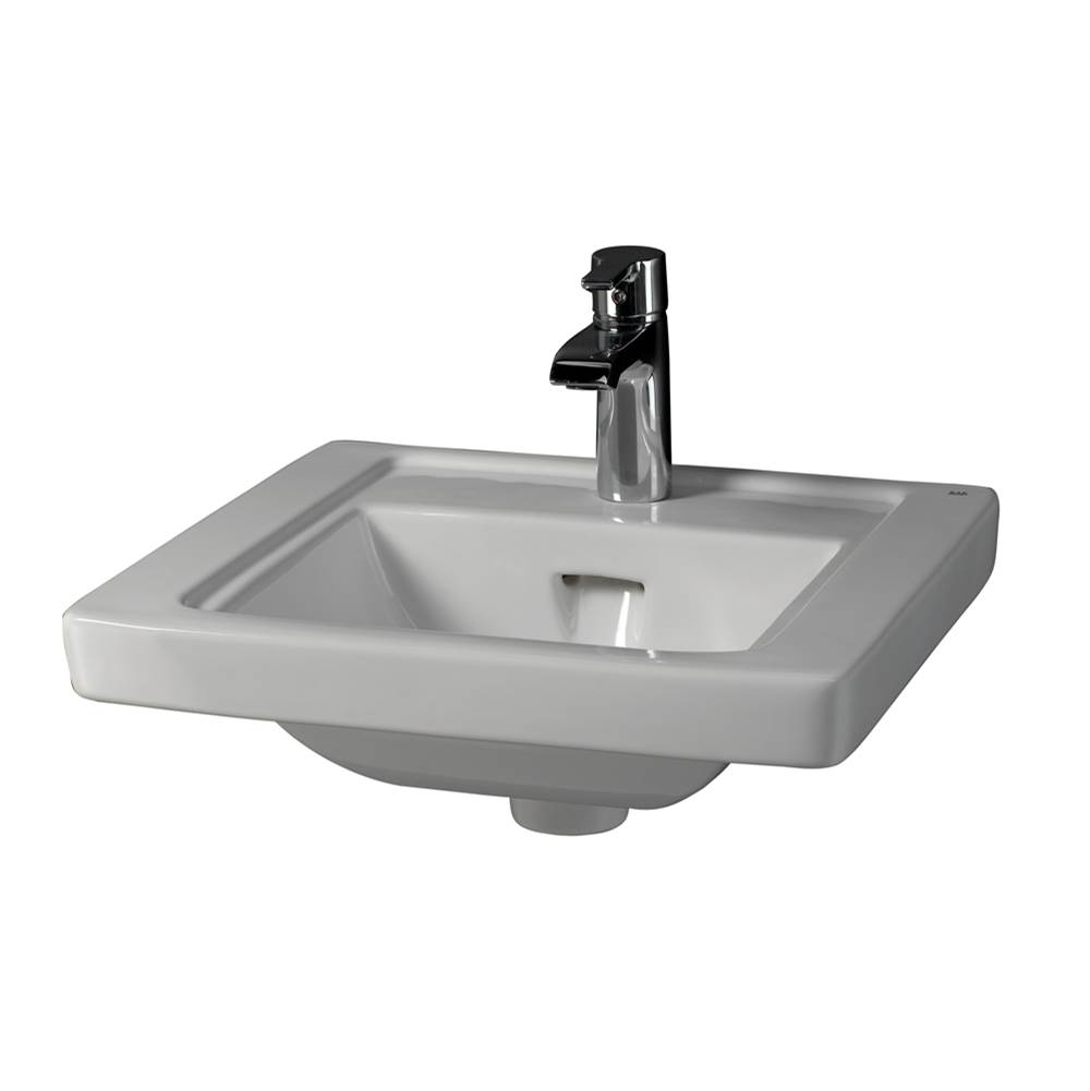 Barclay Wall Mount Bathroom Sinks item 4-894WH