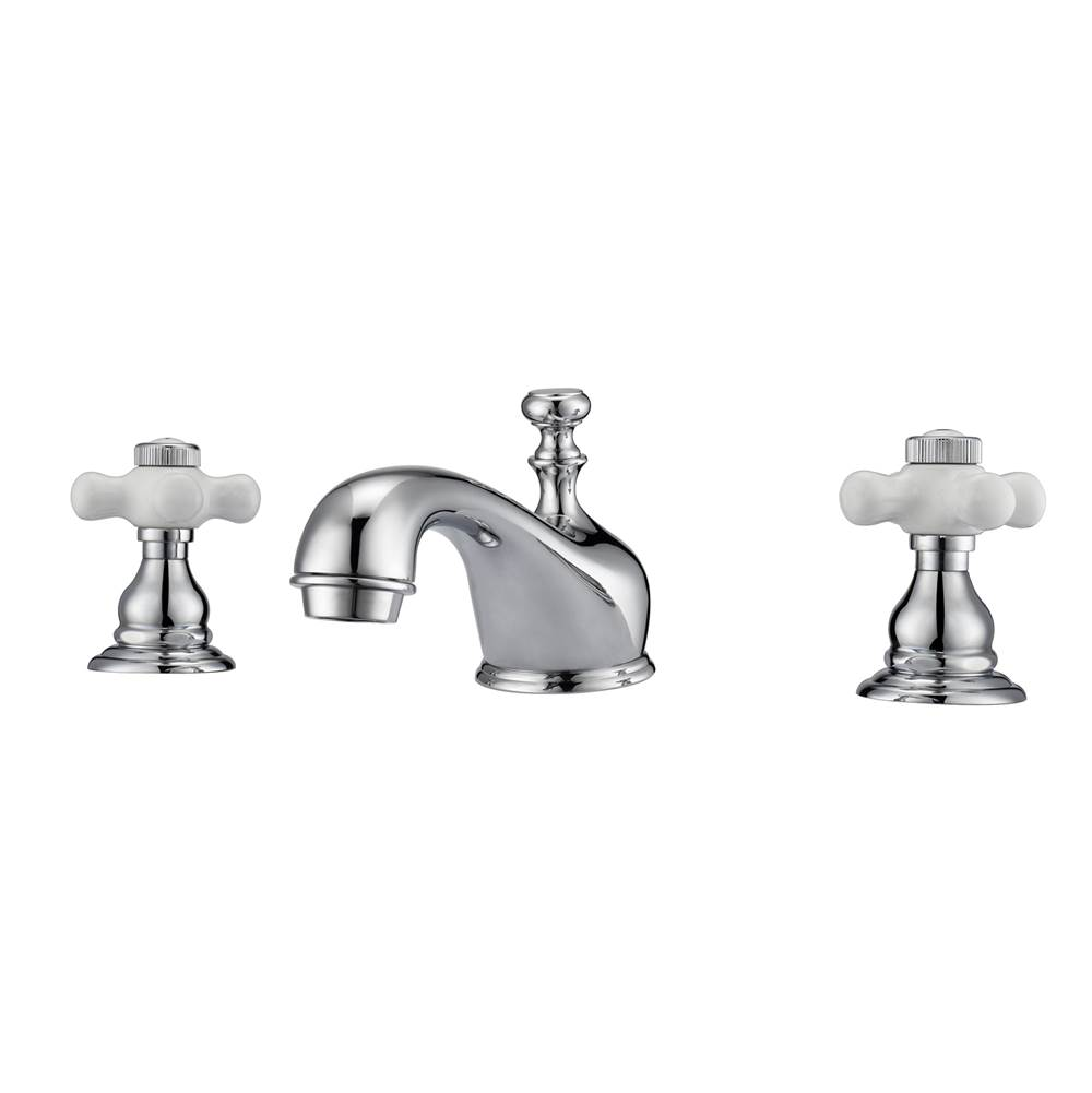 Barclay Widespread Bathroom Sink Faucets item LFW100-PC-CP