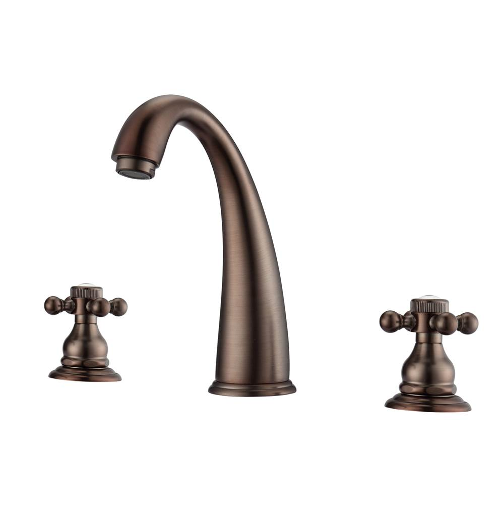 Barclay Widespread Bathroom Sink Faucets item LFW106-BC-ORB