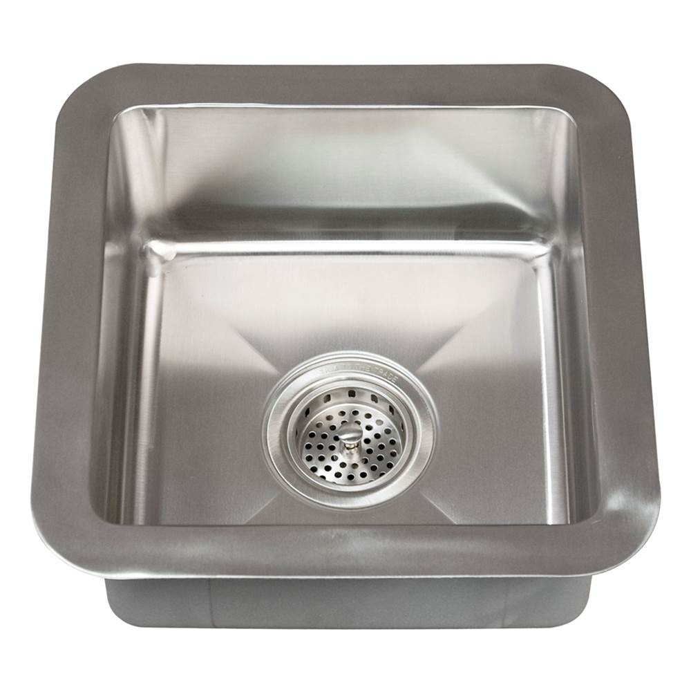 Barclay Undermount Bar Sinks item PSSSB2060-SS