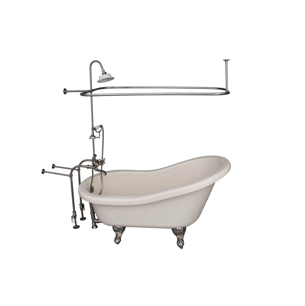Barclay Clawfoot Soaking Tubs item TKADTS60-BBN4