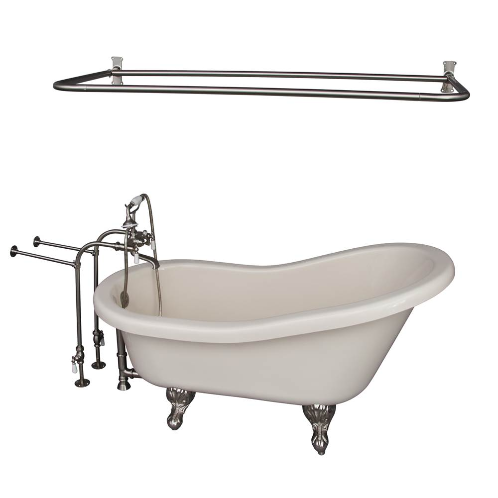 Barclay Clawfoot Soaking Tubs item TKADTS60-BBN5
