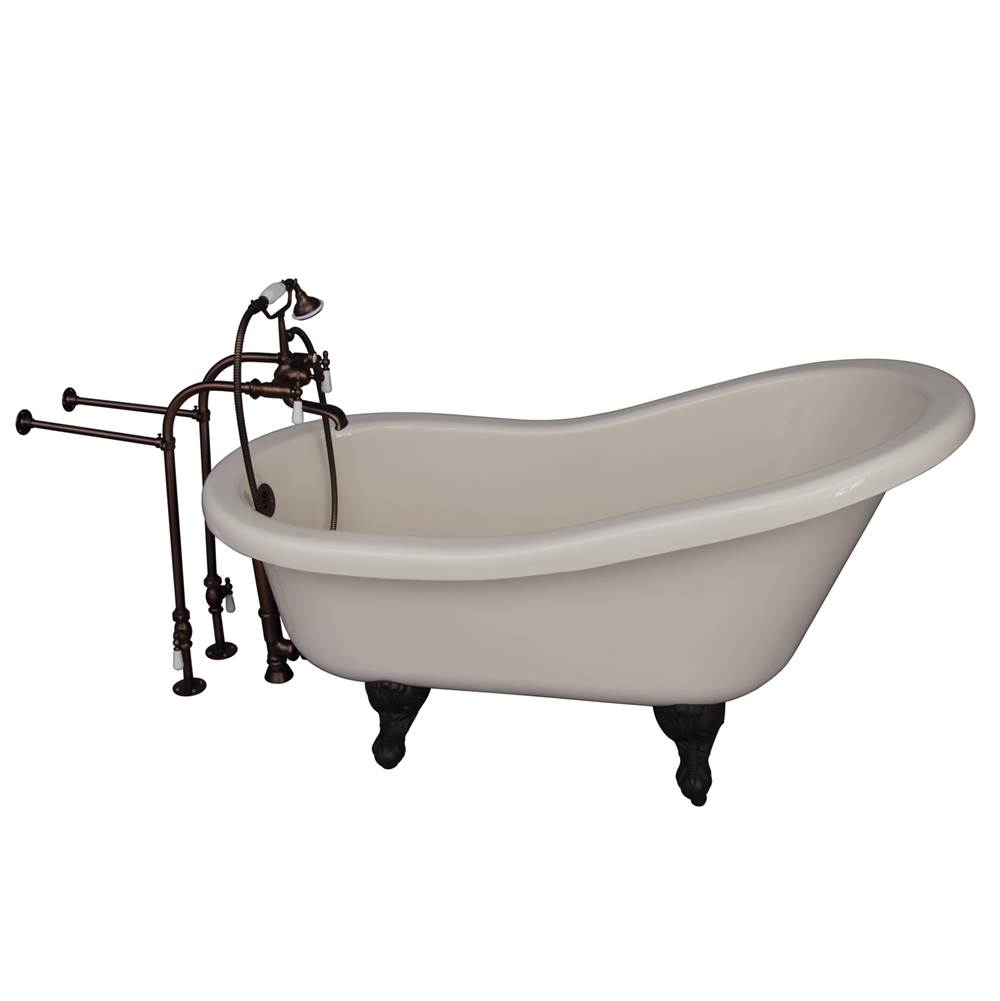 Barclay Clawfoot Soaking Tubs item TKADTS60-BORB1